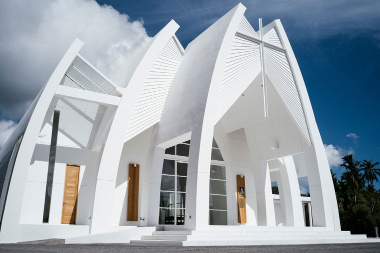 泰国Mary基督教堂-2