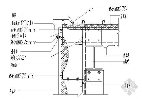 [图集]压型钢板节点详图图集
