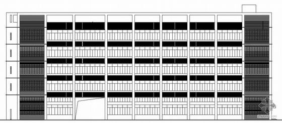 [深圳]某轻工通用厂房建筑结构水电施工图