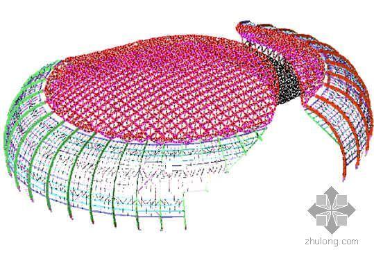 芜湖某工程网架满堂脚手架架设专项施工方案(专家论证)