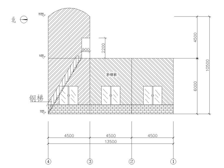 制水车间设计图