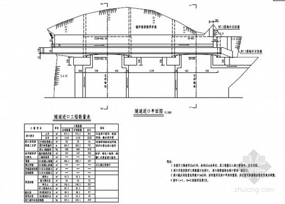 [福建]2015年设计复合式衬砌新奥法隧道设计图纸全套409张(5种衬砌结构 含机电  )