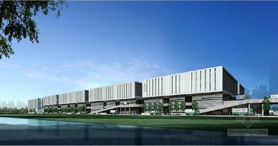 [北京]农产品流通中心工程项目部工作汇报