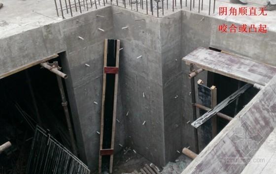 住宅楼工程模板施工技术质量汇报(图文 44页)