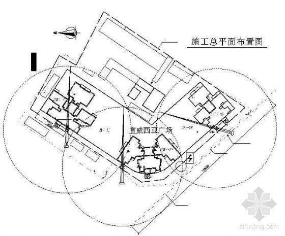 云南某工程高压线防护施工方案
