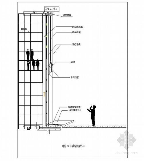 [湖北]音乐厅幕墙工程施工组织设计(玻璃幕墙、铝板幕墙、铜板幕墙)