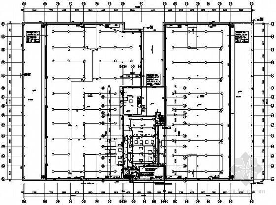 大型工业厂房全套电气施工图纸(含厂房、职工宿舍、办公楼、仓库)