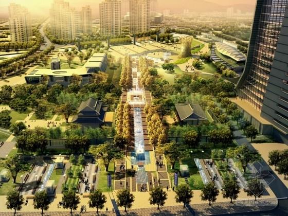[浙江]特色文化广场景观方案规划