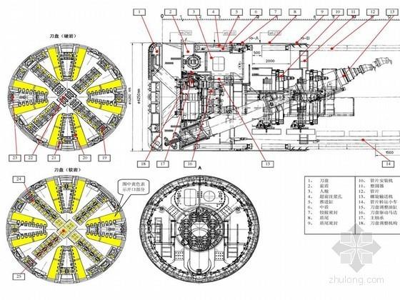 城市轨道交通工程土压平衡盾构机维护技术讲义(图文并茂)