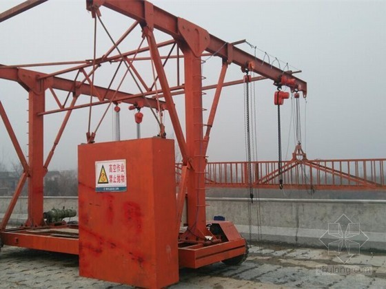 [江西]桥梁防撞护栏标准化施工现场观摩汇报材料