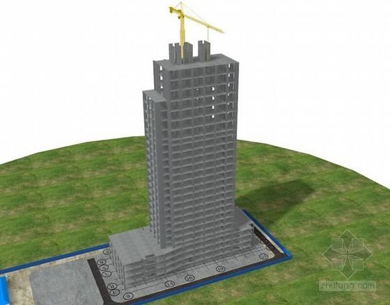 [河南]核心筒结构商务中心工程钢结构施工方案(220页 附图多)