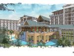 海南陵水万豪度假酒店规划建筑设计