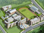 [南京]外国语学校整体改造方案