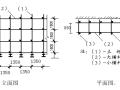 落地式双排脚手架方案(含高层主楼、附楼及裙房)