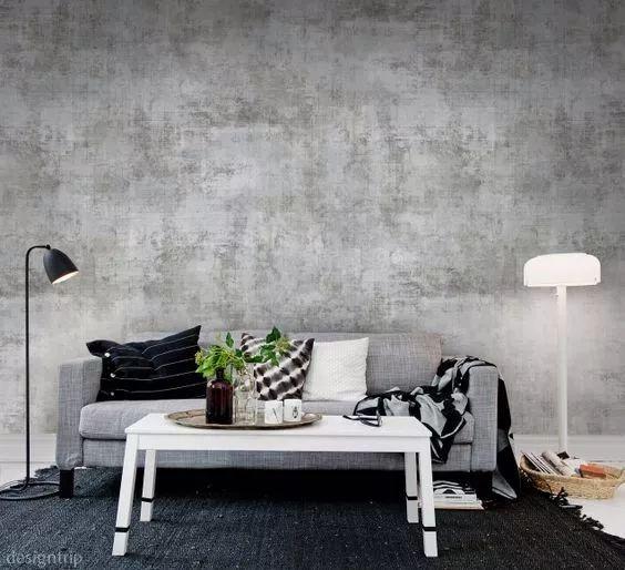 有一种最本质的美,叫水泥墙!_12