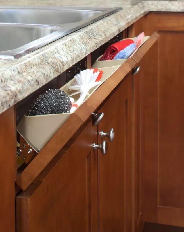厨房这样做收纳,瞬间高大上!_8