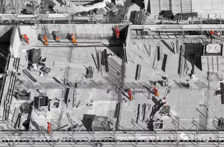 创优质结构的钢筋工程施工质量做法照片