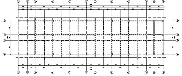 某五层钢筋混凝土框架结构设计