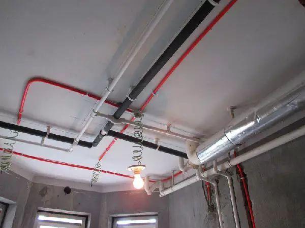 水电安装工程质量通病及施工要点