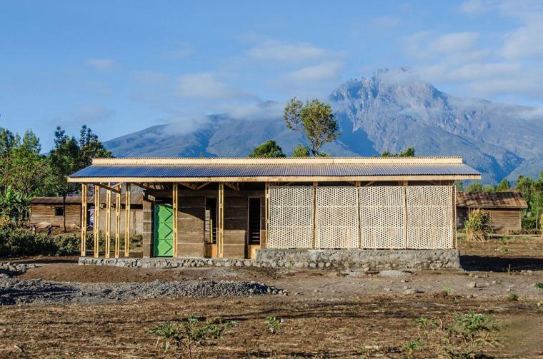 坦桑尼亞Amani圖書館