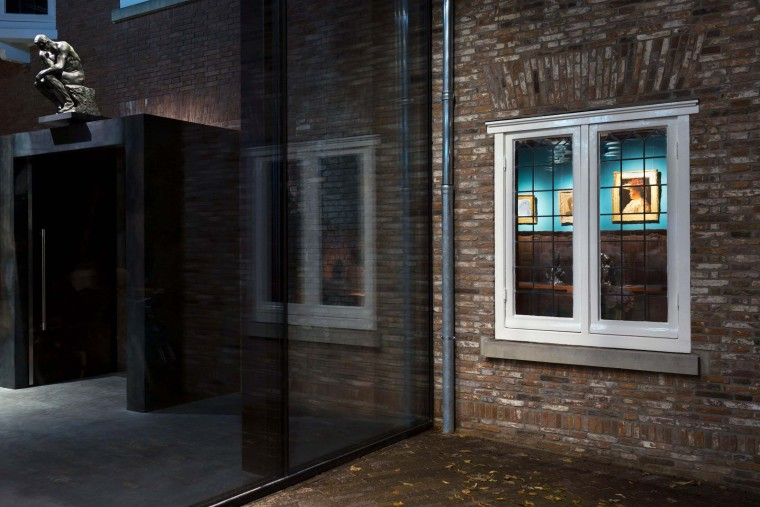 荷兰辛格拉伦博物馆新建剧院-3