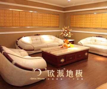 广安复合木地板品牌安装