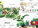 50套园林绿地手绘快题设计方案