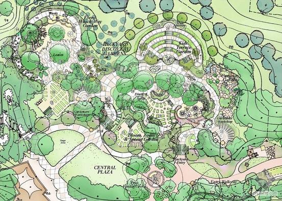 [分享]优秀景观公园施工方案文本
