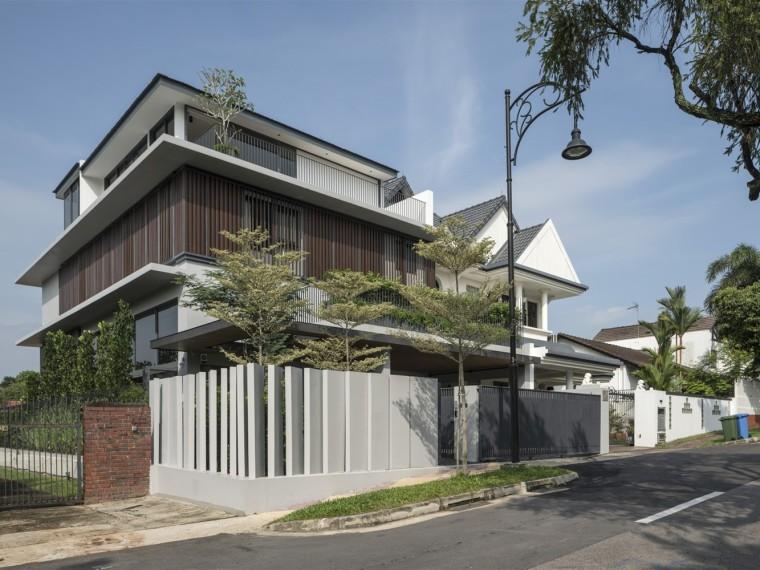 新加坡Clifton山谷别墅