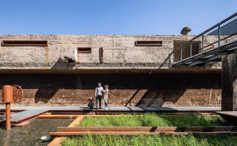 工业遗迹保护与改造 | 长春水文化生态园