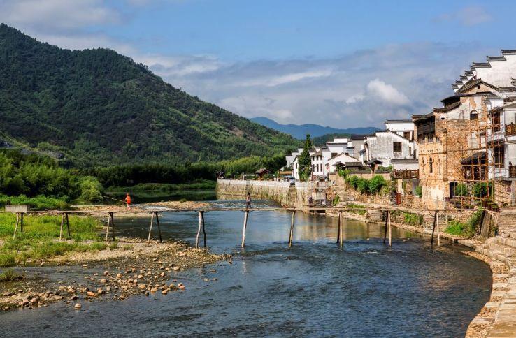 杭州市历史建筑保护利用试点项目系列二十六:河桥古镇