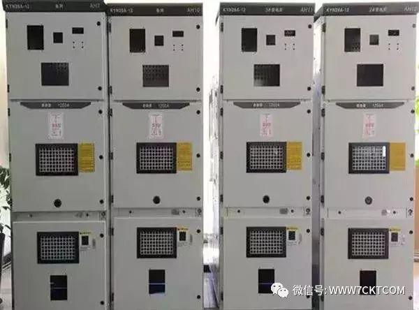 工业电气设计|高压中,中置柜和环网柜和PT作用及相互之间的联系