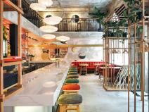 邂逅餐厅|自然与精致工艺相结合