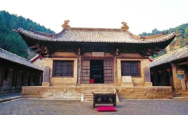 中国现存的木结构古建筑前50座,看一眼少一眼了~_32