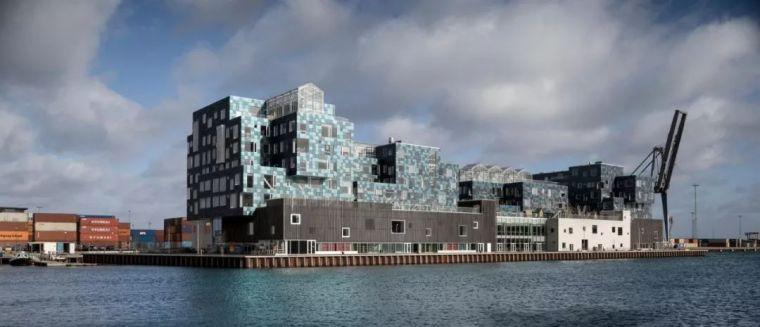 12,000多块太阳能板,打造哥本哈根真正的太阳能建筑