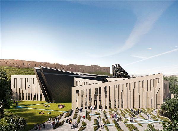 伊拉克库尔德斯坦博物馆