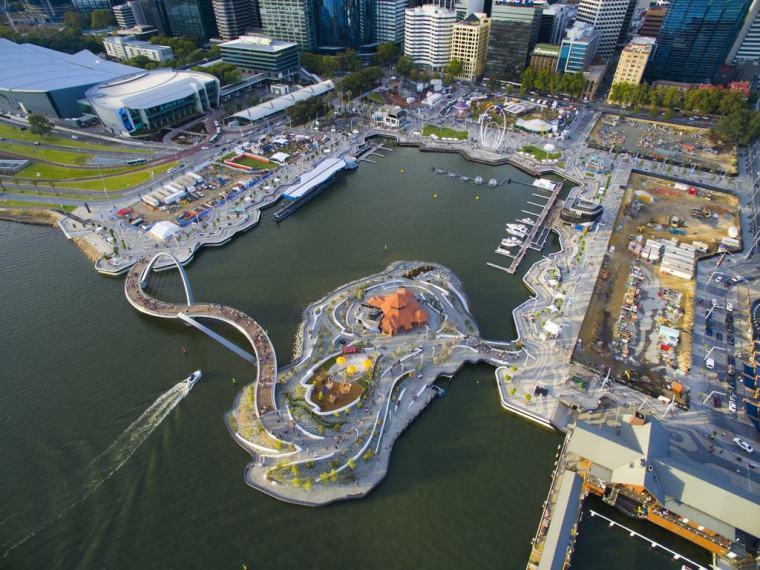 澳大利亚伊丽莎白滨水码头