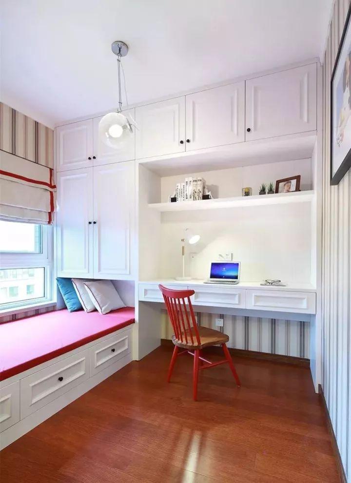 榻榻米床+柜子如何组合设计?35个案例告诉你..._12
