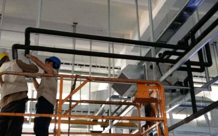 空调水系统安装工程施工方案