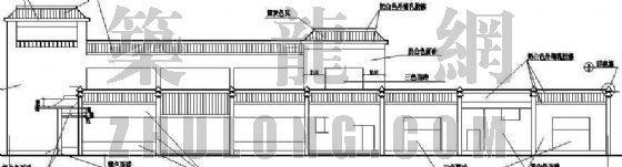 某学校餐厅建筑设计方案-3