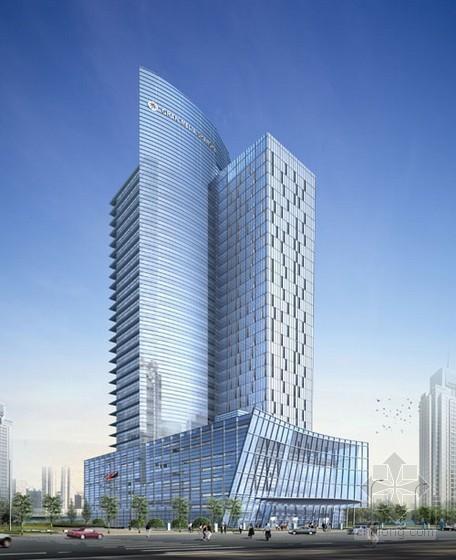 [上海]超高层五星大酒店暖通空调全套施工图(顶级设计院 详图丰富)