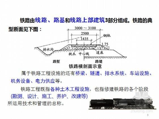 [PPT]铁路工程概述-铁路组成