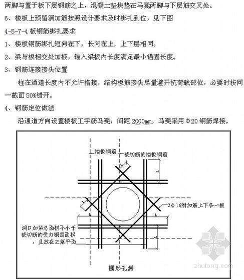 [天津]大型社区施工组织设计