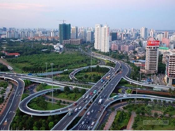 [河南]创市政金杯奖60m宽市政道路工程实施性施工组织设计146页(雨污水 顶管)