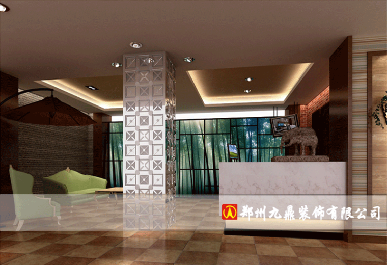 酒店大厅-大上海银座时尚酒店第1张图片
