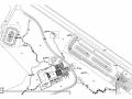 [四川]自然生态滨湖旅游景区观景台片区景观工程施工图