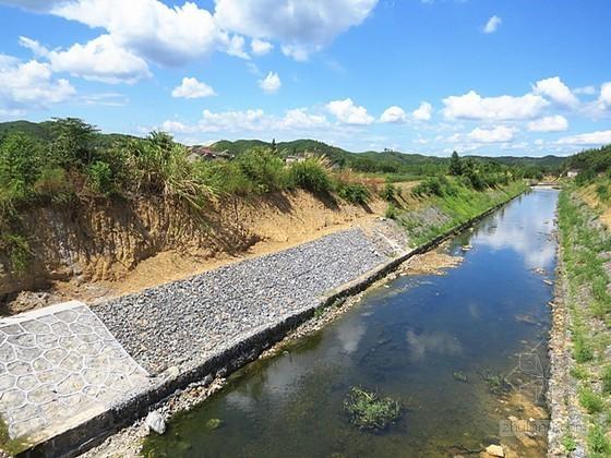 [湖北]小河流综合治理工程施工组织设计(雷诺护垫 格宾网)