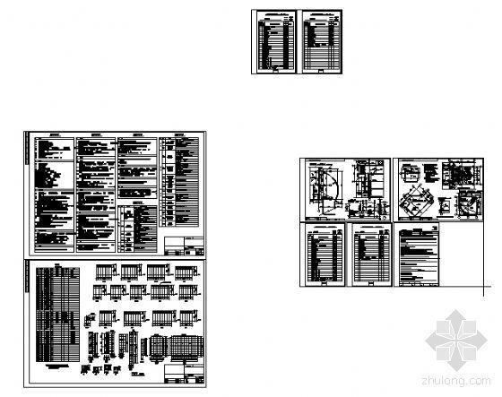 荆州某二十五层酒店建筑结构施工图-2