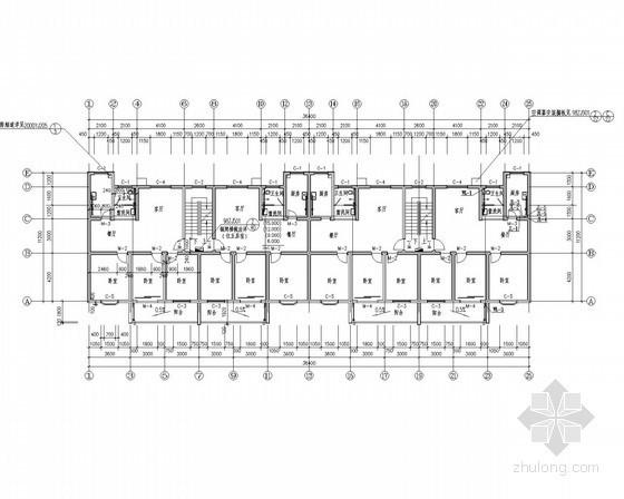 [河南]普通住宅楼给水排水设计