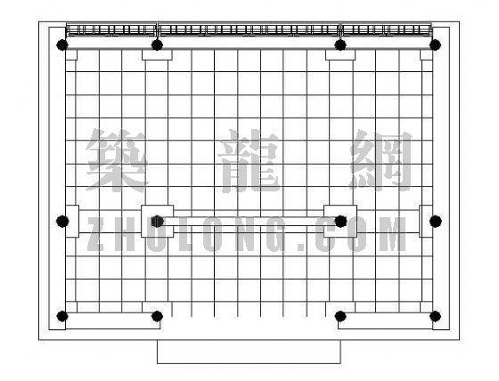 古典园林轩详细图纸-2
